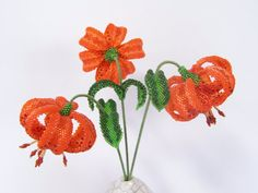 Turk's Cap Lily by savoystudio on Etsy,
