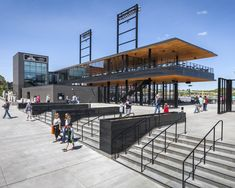 AIA Names 18 Projects as Best New Architecture in US,CHS Field / Snow Kreilich Architects. Image © Paul Crosby