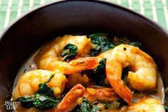 A very quick and simple curried shrimp recipe that features an amazing taste profile and that