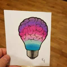 Bulb cartoon tattoo designs