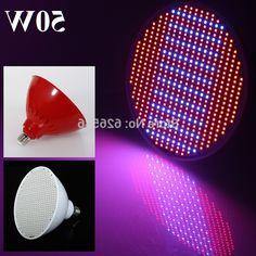 34.66$  Watch now - https://alitems.com/g/1e8d114494b01f4c715516525dc3e8/?i=5&ulp=https%3A%2F%2Fwww.aliexpress.com%2Fitem%2FNew-hydroponics-lighting-AC85-265V-50W-E27-RED-BLUE-SMD-500-LEDS-Hydroponic-LED-Plant-Grow%2F1694858318.html - New Hydroponics Lighting 50W E27 AC85-265V 400RED/100BLUE SMD 500 LEDS Led Plant Grow Light Led Bulb Grow Lamp