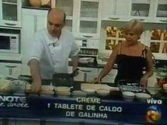 Pavê aos 4 queijos Álvaro Rodrigues
