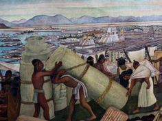 Las cosas que más impactaron a los españoles al entrar a la majestuosa Tenochtitlan