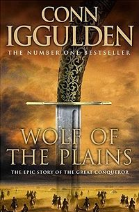 Conn Iggulden's second historical fiction series centering on Genghis Khan. A thing of gritty beauty. Great Books To Read, Good Books, My Books, Library Bookshelves, Genghis Khan, Stream Of Consciousness, Epic Story, First Novel, I Love Reading