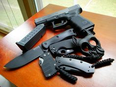 everyday-cutlery:  Tactical EDC Submission by codenamedeadpool EDC community, when you submit a photo, please submit as a photo; not as a link or other wise… Thanks!       (via TumbleOn)