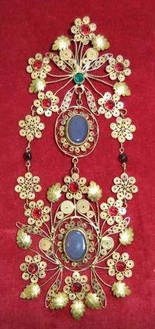 - antique pendant