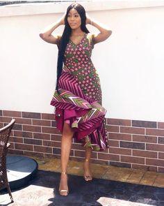 trendy ankara fashion styles