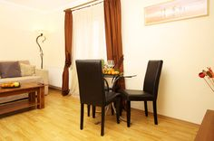 Central accommodation in Bucharest Serviced Apartments, Bucharest, Old Town, Dining Chairs, Furniture, Home Decor, Old City, Decoration Home, Room Decor