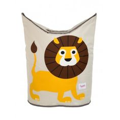 Wasmand Lion  - Leeuw geel bruin
