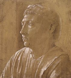 Head of a Cleric, ~1448, Fra Angelico, Florence, Italy