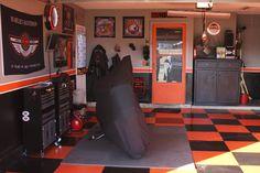My Harley Garage