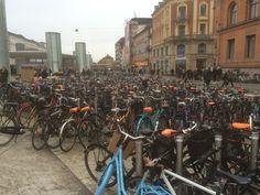 Le biciclette a Copenaghen