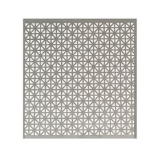 MD Building Products 12 in. x 24 in. Union Jack Aluminum Sheet in Silver-56008 at The Home Depot - For Jewelry Organizer