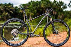 Mountain Bike de performance Impact SL - Sense Bike