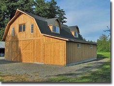 1000 images about gambrel barn with apartment on for 32 x 40 garage plans