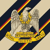 The Royal Scots Greys.