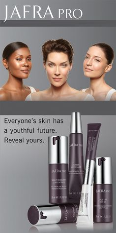 #JAFRApro Reveal your #youthful #skin