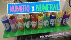Número x Numeral
