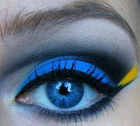 Maquiagem Dory