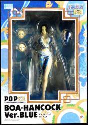 メガハウス POP NEO EX/ONEPIECE ボアハンコック ver.ブルー/Boa Hancock -ver.BLUE-