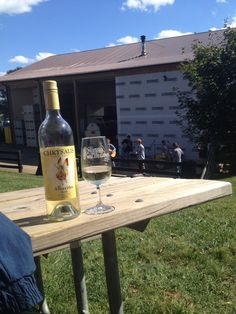 Chrysalis Vineyards, Middleburg, Virginia