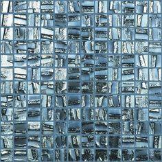 Elida x Glass Mosaic Gunmetal Glass Wall Tile Glass Pool Tile, Glass Mosaic Tiles, Wall Tiles, Backsplash Tile, Glitter Grout, Glitter Eye, Melbourne, Swimming Pool Tiles, Blue Tiles
