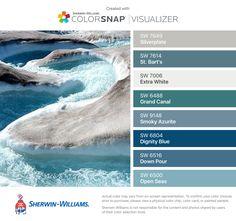 Image Result For Sherwin Williams Salty Dog Vs Naval Vs Loyal Blue Front Doors Pinterest