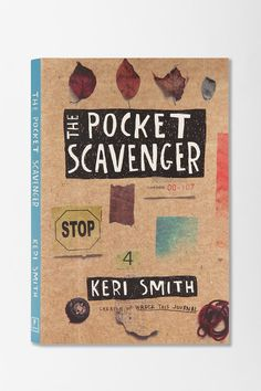 Pocket Scavenger By Keri Smith #urbanoutfitters