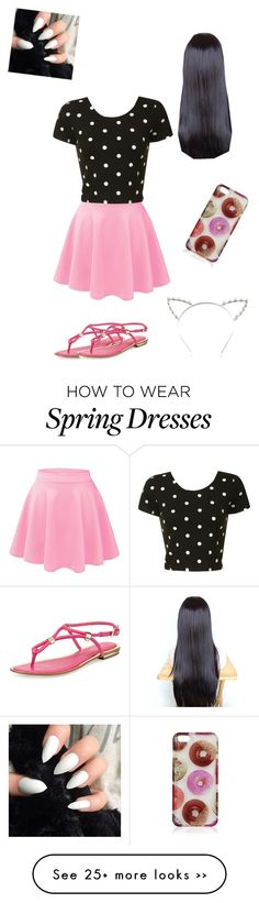 """How my BFF @Dimplegirl410 Dresses"" by unicornlover17 on Polyvore"