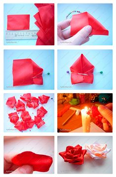 hacer-flores-con-cintas-paso-a-paso