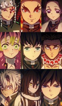 Read Kimetsu No Yaiba / Demon slayer full Manga chapters in English online! Manga Anime, Otaku Anime, Anime Art, Anime Chibi, Demon Slayer, Slayer Anime, Anime Angel, Anime Demon, Anime Love