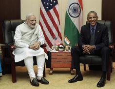Obama makes farewell call to Modi, thanks him for partnership