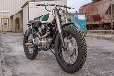 Honda CB350 – Escape Collective