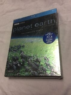 Planet Earth BBC Series Collection ( Blu-ray HD 4-Disc Set)  BRAND NEW!