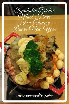 The Chinese Lunar New Year is just round the corner. I bet all of those who are looking forward to celebrating the family reunion gathering (same goes to me) are busy preparing their family respective tradition reunion dishes ingredients. To those who doesn't have the time to do so, fret not coz you can always opt for take-away or just dine in. Lunar New, About Me Blog, Corner, Chinese, Dishes, Dining, Food, Flatware, Meals