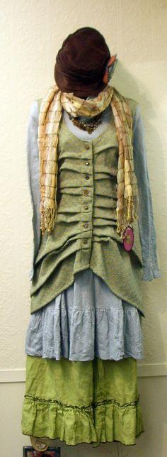 Pantaloons - Handkerchief Linen