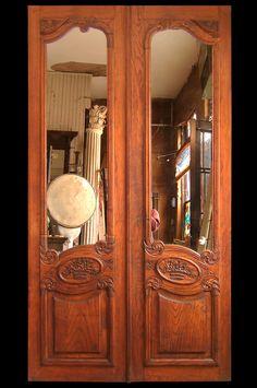 Excellent 29 Best French Antique Door Panels Images Antique Door Door Handles Collection Olytizonderlifede