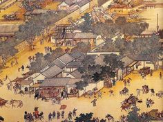 A Look at Daily Life in Ancient China.                                                                                                                                                                                 More