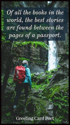 Best Travel Quotes - Pack your bags.