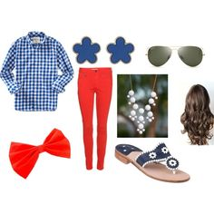 So cute for fourth of july!