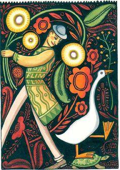 by Maud and Miska Petersham - Google Image Result for http://blaine.org/jules/flim%2520flam%2520man.jpg