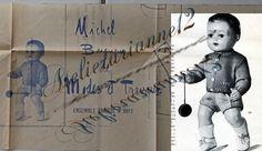 ❤ Patron original TRICOT, poupée Michel MODES ET TRAVAUX, mars 1960 ❤