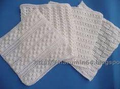 Resultado de imagen para cuadrados de crochet para mantas