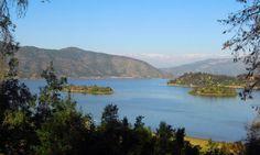 Laguna de Aculeo, Paine, Región Metropolitana, Chile.