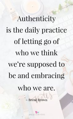 Inspiration from Brené Brown as she shares her personal quest to know herself and her dedication to understand humanity. Yoga Quotes, Words Quotes, Wise Words, Life Quotes, Sayings, Motivation Positive, Positive Quotes, Best Inspirational Quotes, Best Quotes