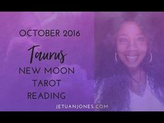 October 2016 New Moon Reading For Taurus- Listen to your inner voice!