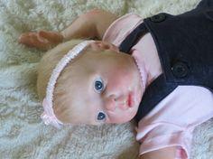 Reborn Baby QuinnLynn Reborn Baby Girl Willow by RhondasReborns