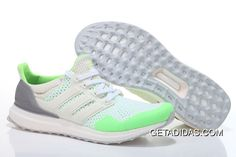 watch 95b20 1fa06 Mens Womens Adidas Running Ultra Boost Shoes White Fluorescent Green  TopDeals, Price   67.18 - Adidas Shoes,Adidas Nmd,Superstar,Originals