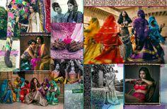 signe vilstrup vogue8 Signe Vilstrup Captures Wedding Style for Vogue India November 2013