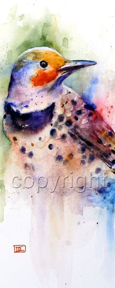 WOOPECKER signed Greeting Cards by Dean Crouser by DeanCrouserArt